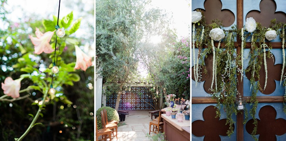 intimate backyard wedding los angeles