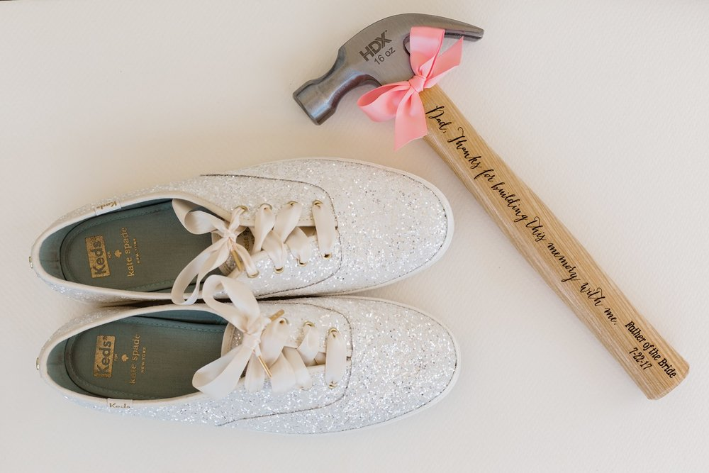 kate spade sparkle tennis shoes