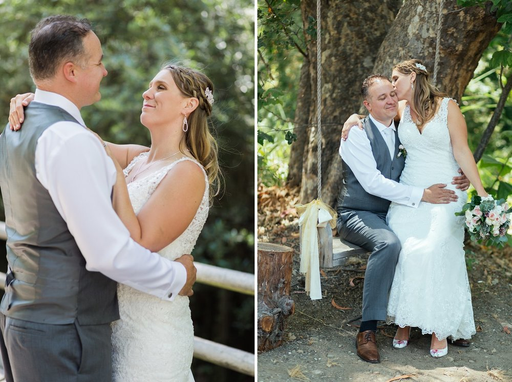 wedding photos at rancho dos pueblos