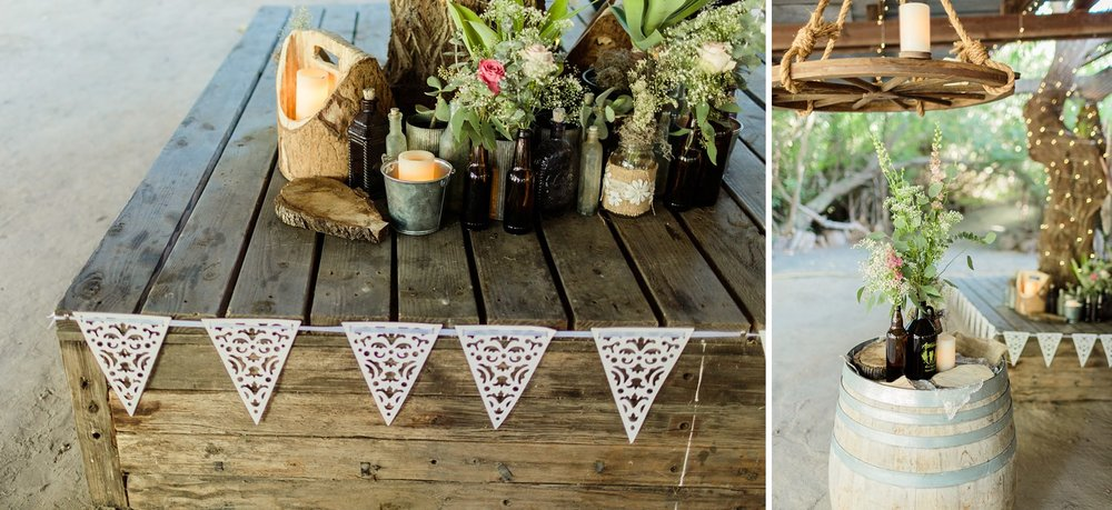 wedding reception diy decorations