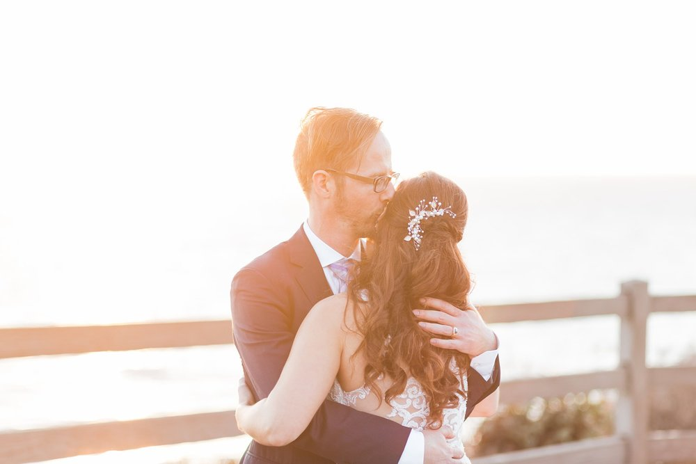 point vicente lighthouse wedding