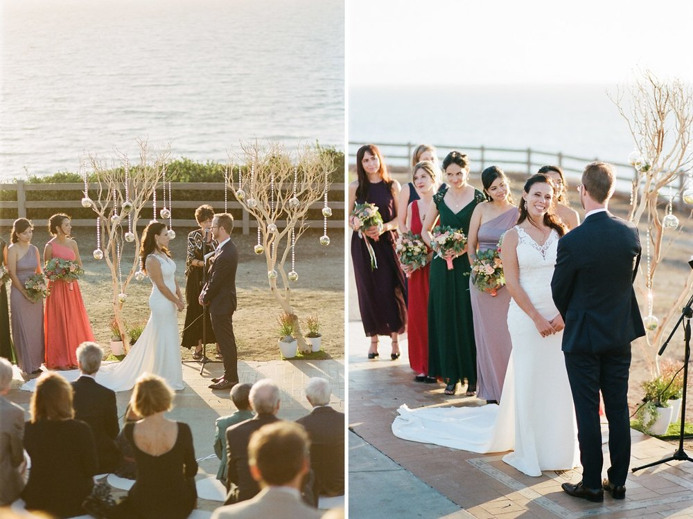 point vicente wedding