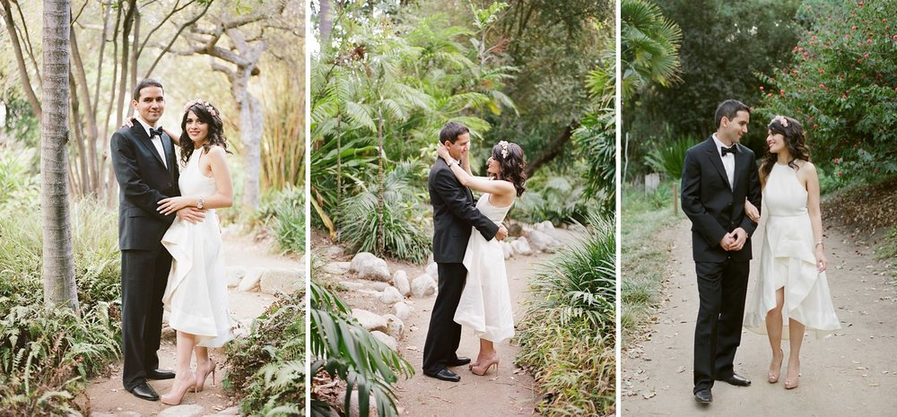 outdoor film wedding photographer los angeles