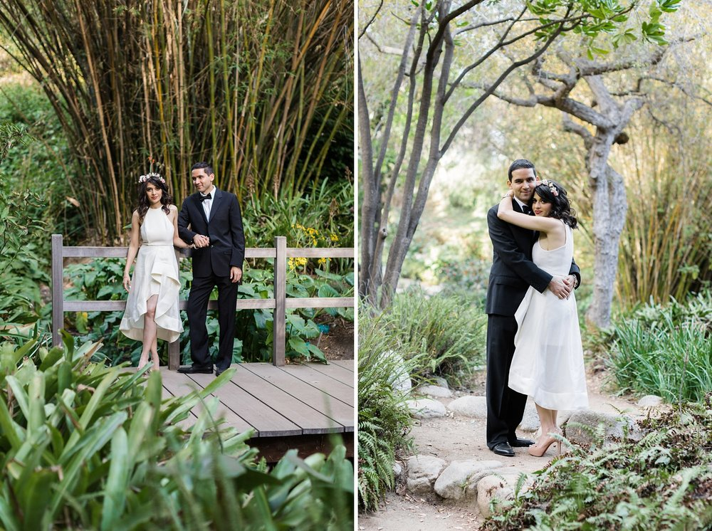 los angeles outdoor wedding photographer