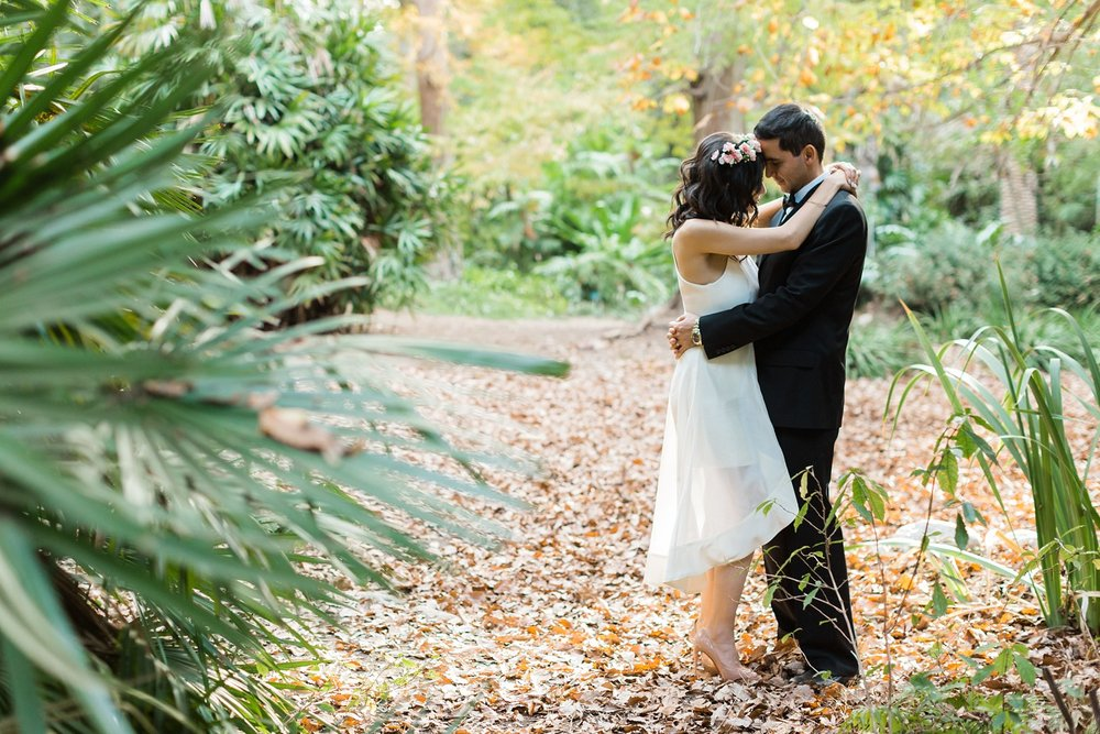 los angeles botanical garden wedding photographer