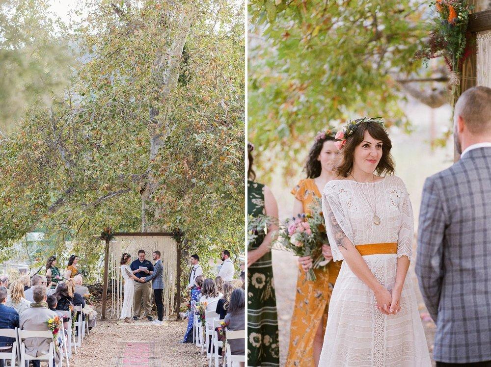reptacular ranch wedding photography
