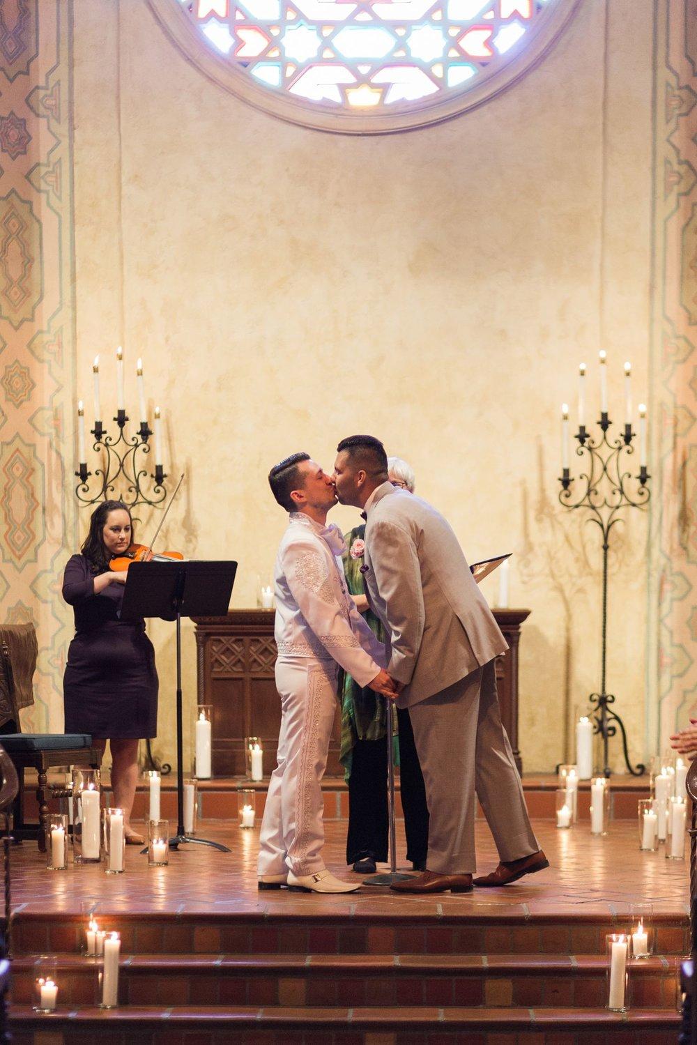 gay wedding santa barbara