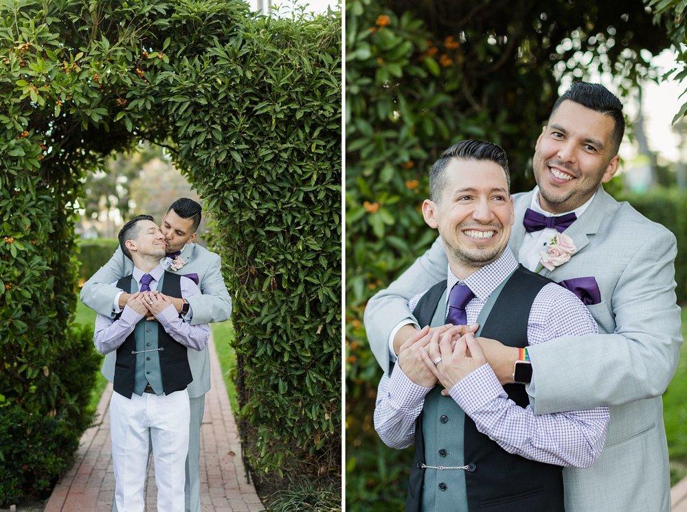 gay wedding photography santa barbara
