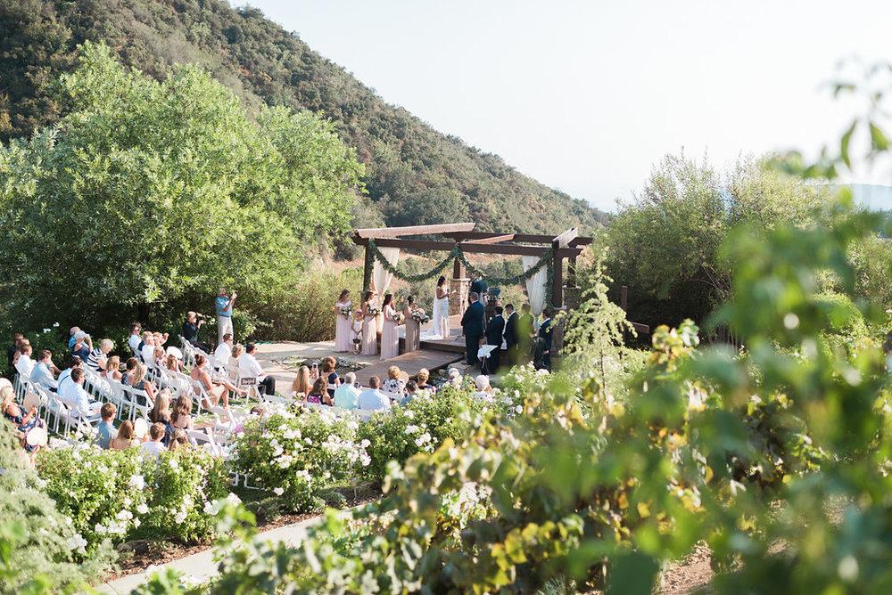 serendipity garden wedding