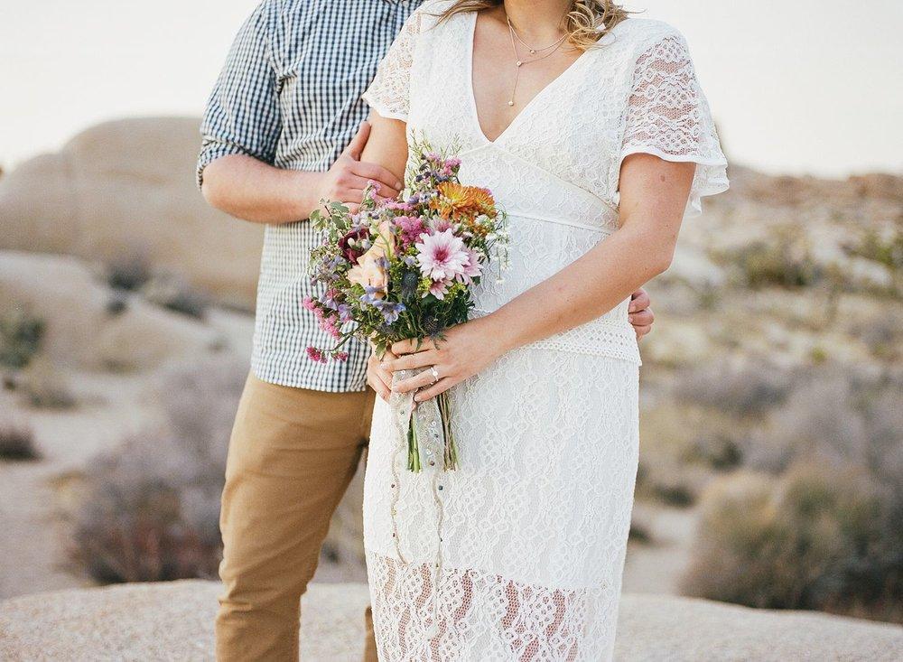 wedding bouquet wildflowers