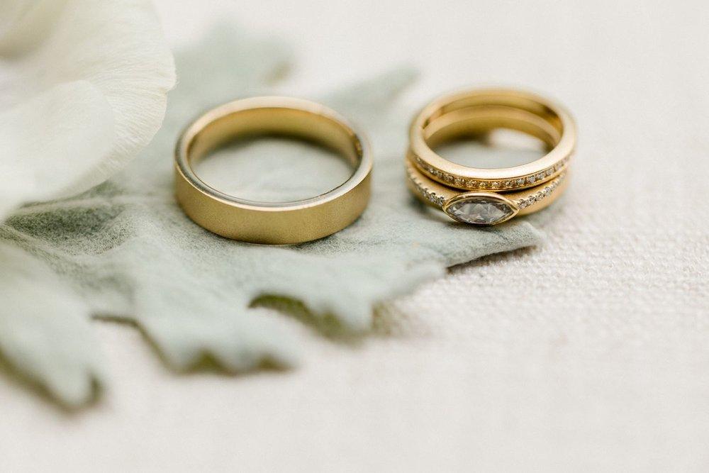 charles koll wedding rings