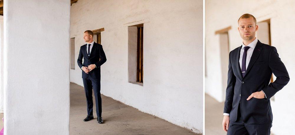casa de la guerra santa barbara wedding