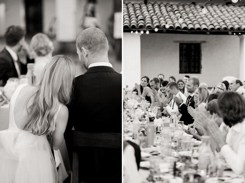 black and white wedding photos santa barbara