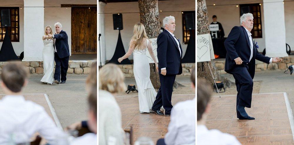 casa de la guerra wedding photography