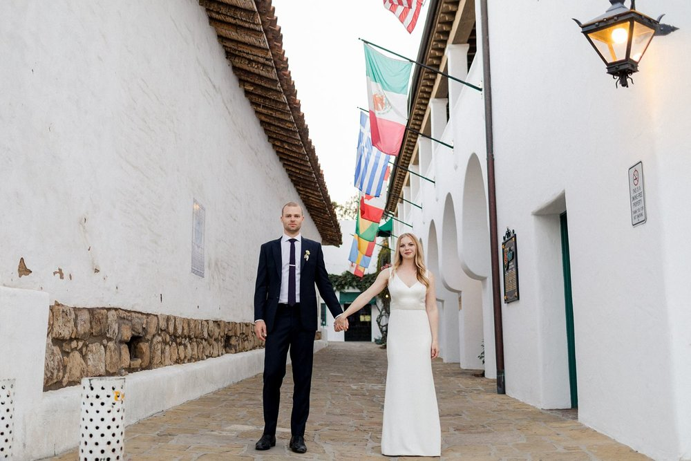 casa de la guerra wedding photos
