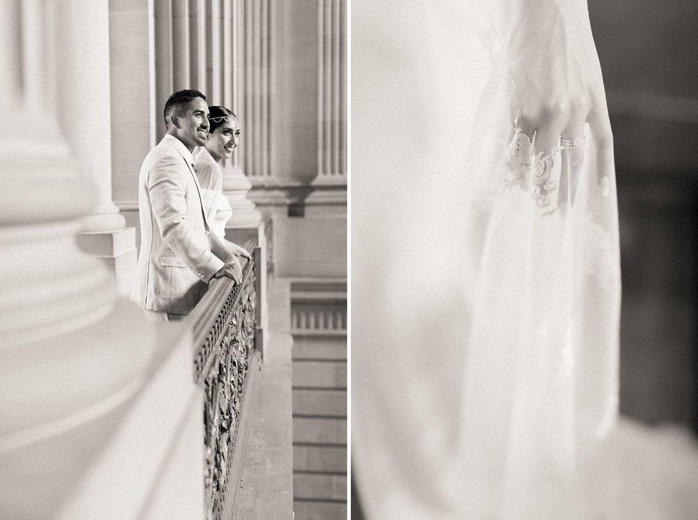 black and white wedding photography san francisco