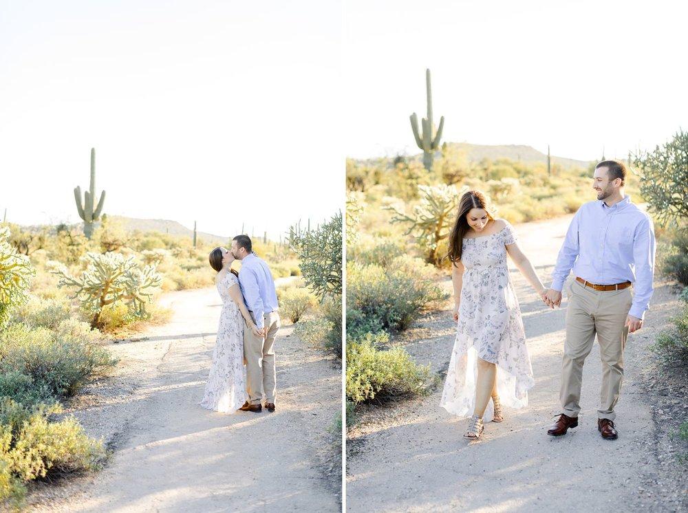 tucson engagement photography