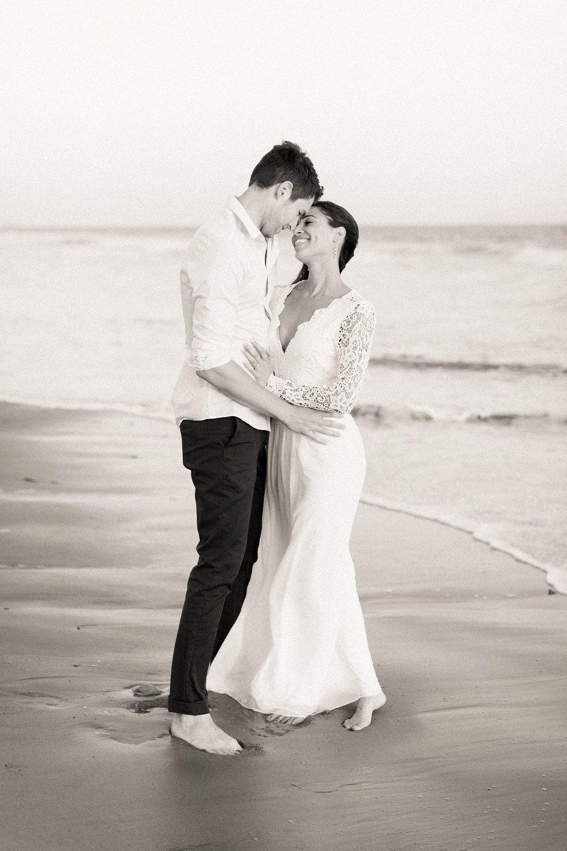 beach wedding photos santa barbara