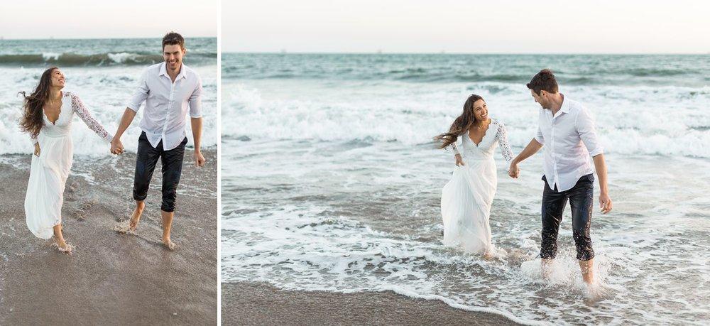 beach wedding photography santa barbara