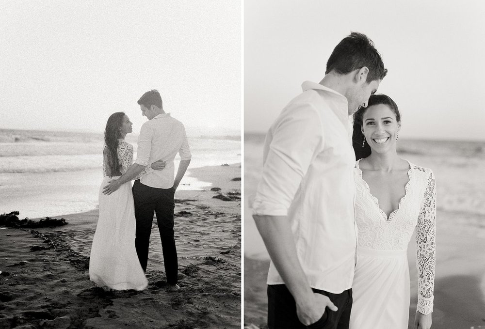rincon beach club wedding photographer