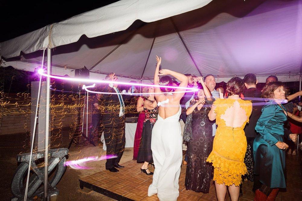 reception tent wedding southern arizona