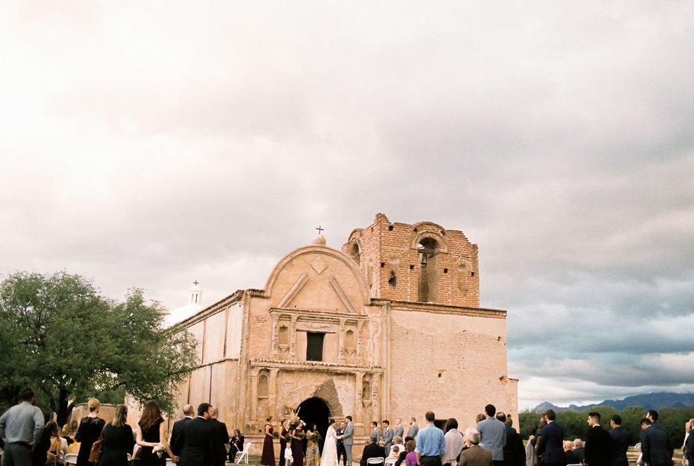 tumacacori national historic park wedding
