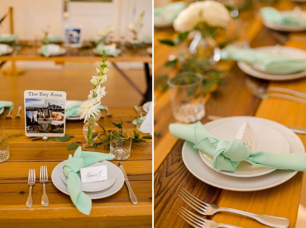 wedding reception decor ruby street los angeles