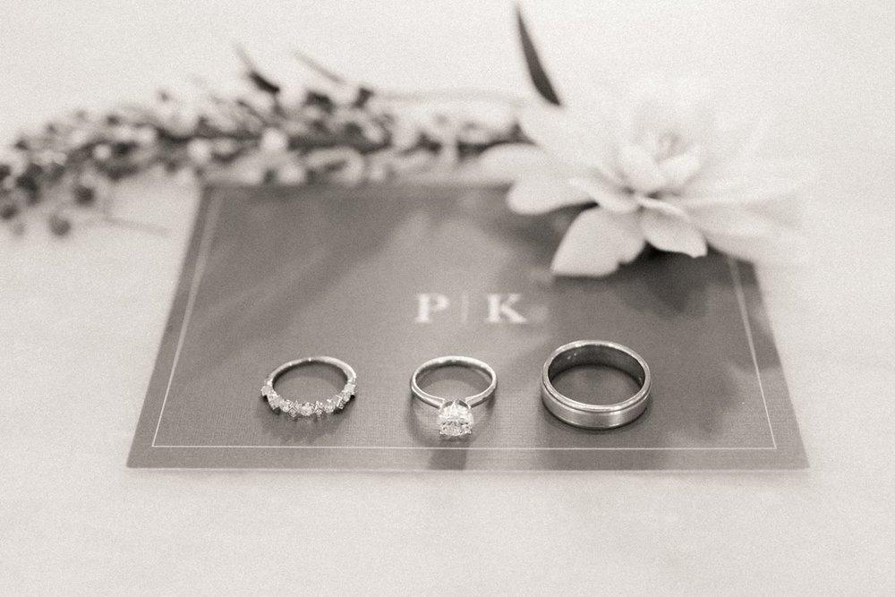 wedding rings los angeles wedding