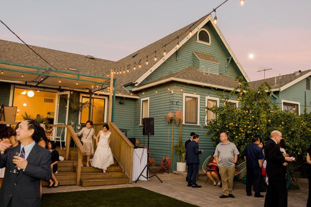 ruby street outdoor wedding