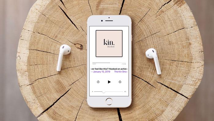 Kin Podcast by Marcella Chamorro
