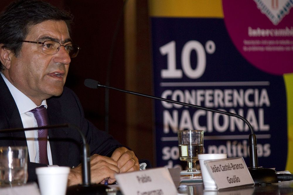 João Augusto Castel-Branco Goulão is credited as being an architect of Portugal's drug policy established in 2000. He is currently chairman of the European Monitoring Centre for Drugs and Drug Addiction (EMCDDA) and has been a delegate at the United Nations Commission on Narcotic Drugs.