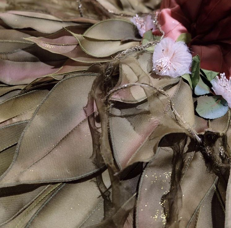 princess tea flower TUTU DETAILS. IMAGE: AMERICAN BALLET THEATER