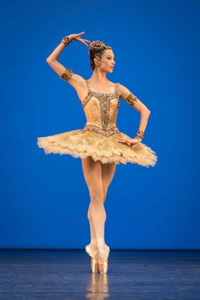 hannah o'neill, paris opera ballet