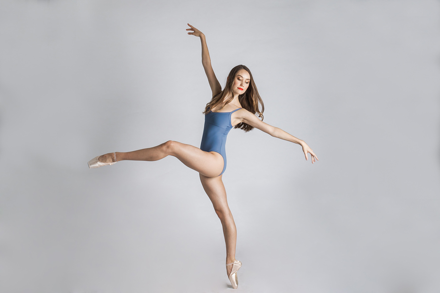 grace, wearing mdm antares leotard.  photography by pure dynamics