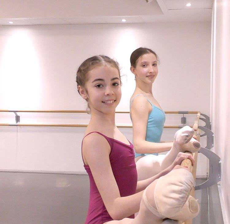 alice also caught up with another mdm ambassador, ines mcintosh of paris opera ballet school