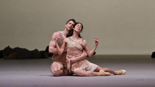 kevin jackson & robyn hendricks australian ballet 2018 'spartacus' production.