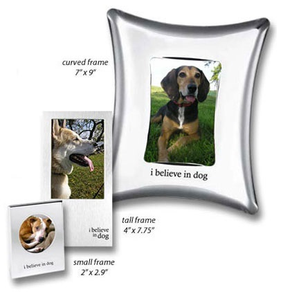 Picture Frames — i believe in dog