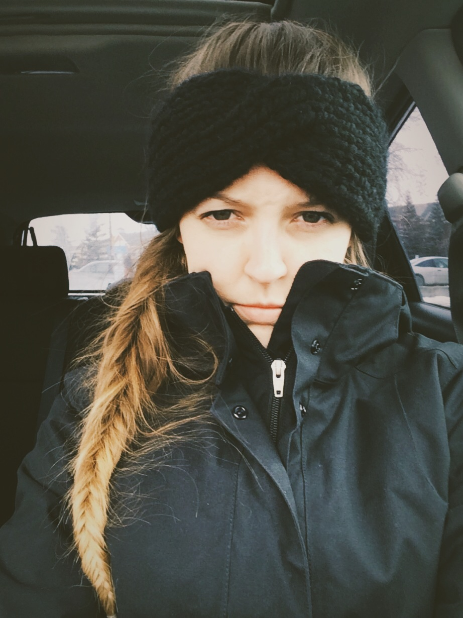 Mad at cold