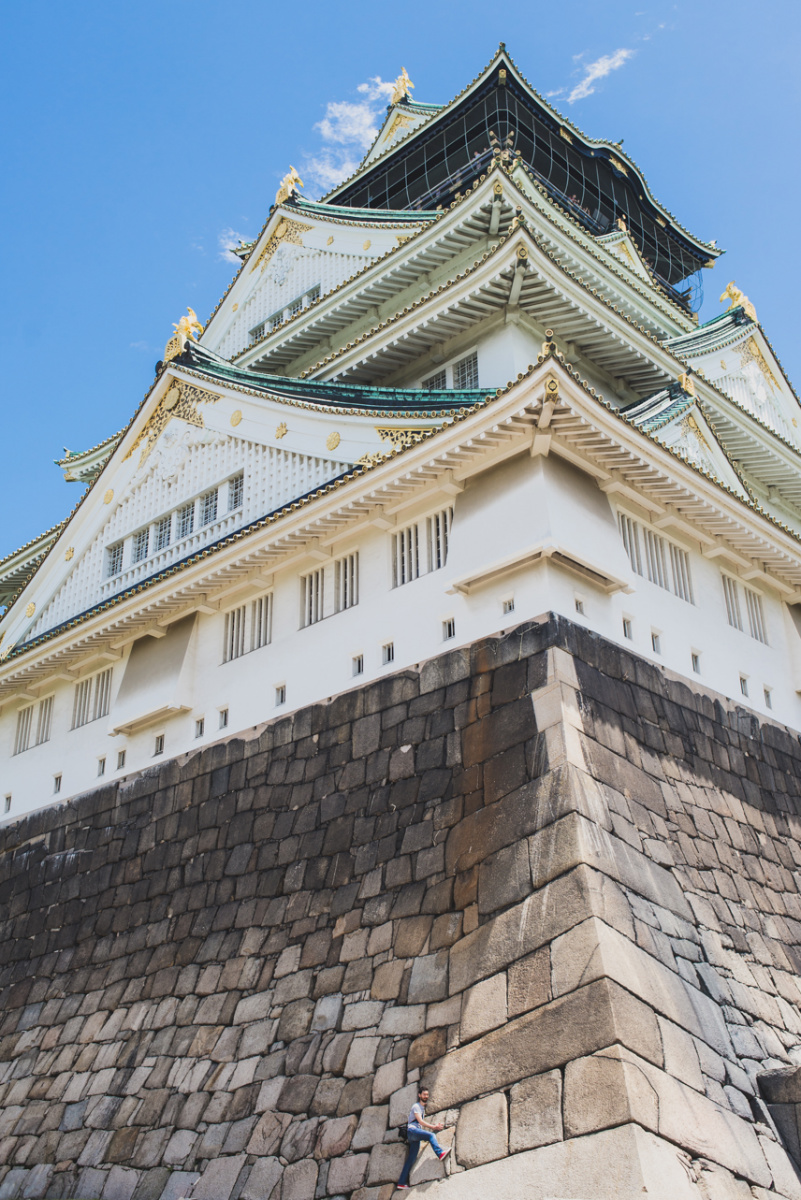 Osaka Castle, Japan www.somethingaboutyourlove.com