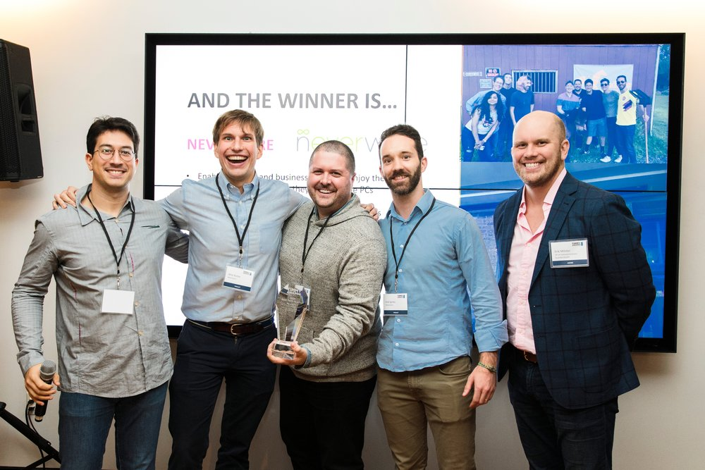 Neverware, winner of the 2018 Timmy Award for Best Startup in New York