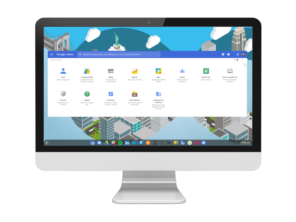 Pair CloudReady devices with Chrome Education licenses for full administrator control