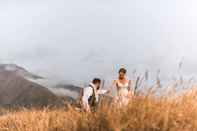 Photographing a wedding day is a lot like travel, it's just as much about what you see on the journey as it is the destination. It's often the moments in between the poses that you get the images that tell the story of their love. . . . #wedding #weddingphotographer #destinationweddingphotographer #destinationwedding #mauiwedding #adventurebride #adventurebrides #bride #bridalinspiration #coloradoweddingphotographer #coloradowedding #mountains #dirtybootsandmessyhair