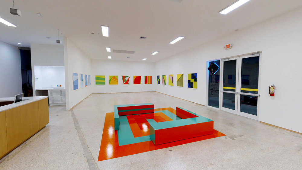 CLICK HERE - ETHAN COOK, BILL BRADY GALLERY, MIAMI, 2017