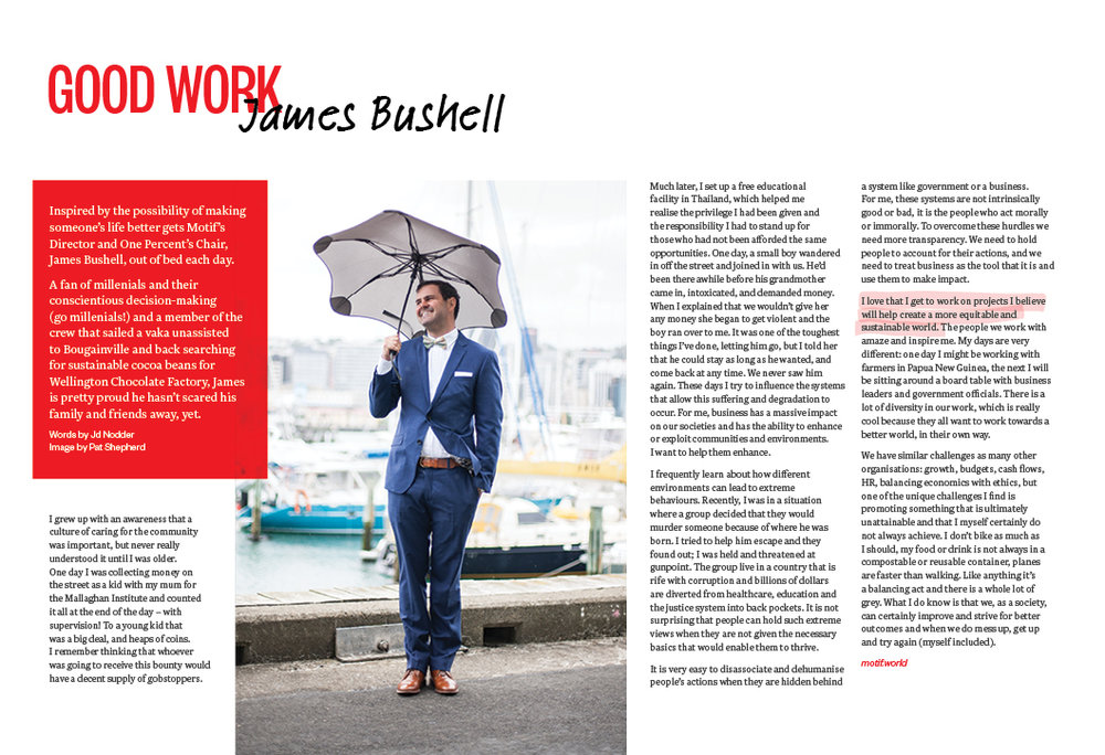 James Bushell