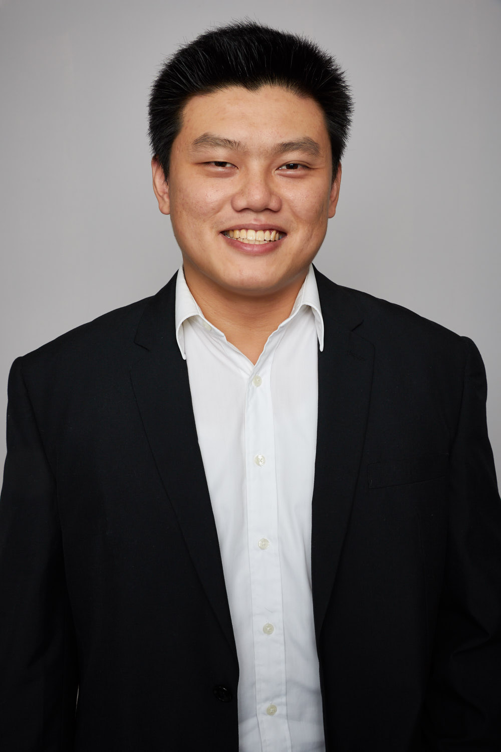 Gordan Leung | Operations Assistant