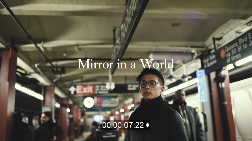 Mirror in a World/ Portrait Video - Conceptual Portrait Video / Visual PoemTaken in New York