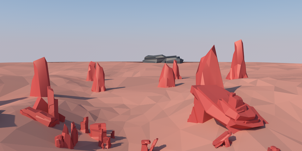 Copy of Ground Multi Shaders