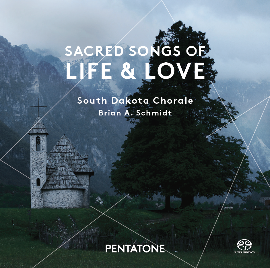 A highlight of our 2015 season was the international release of our second album, Sacred Songs of Life and Love. Marking our first collaboration with the revered Pentatone label, this album featured a program of Scandinavian and Baltic a cappella choral music and was met with international recognition and acclaim. SDC performed much of the music from this album on our National ACDA invitational performances at Abravanel Hall and the Mormon Tabernacle. More information about this album can be found here.