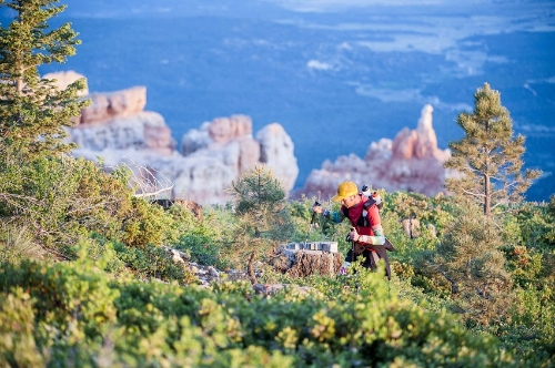 bryce canyon 2016 race report the grand circle trail race series