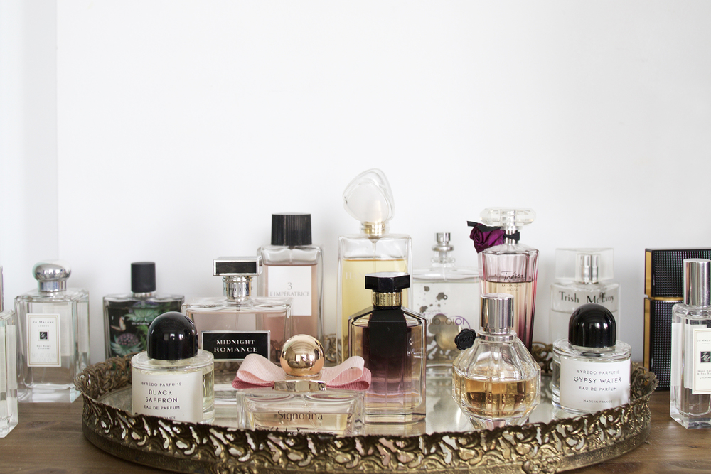 c8b317e7d94 MY PERFUME COLLECTION — heyclaire